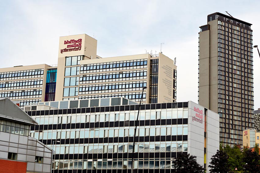 Sheffield Hallam campus buildings